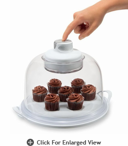NewMetro Small Vacuum Dome Saver