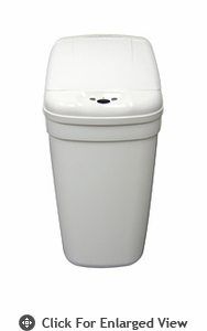 Nine Stars USA Touchless Infrared 5 Gallon  Trash Receptacle Model DZT-20-1