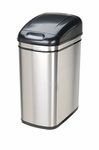 Nine Stars USA  Touchless Infrared Trash Receptacle