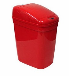 Nine Stars USA  Touchless Infrared Trash Receptacle  Model-20-1R