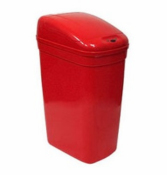 Nine Stars USA  Touchless Infrared Trash Receptacle  Model-27-1R