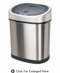 Nine Stars USA  Touchless Infrared Trash Receptacle  Model-42-9