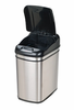 Nine Stars USA Touchless Infrared Trash Receptacle Model DZT-24-1