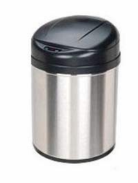 Nine Stars USA  Touchless Infrared Trash Receptacle Model DZT-31-8