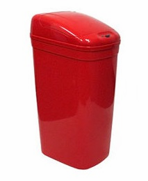 Nine Stars USA  Touchless Infrared Trash Receptacle  Model DZT-33-1R