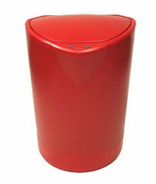 Nine Stars USA  Touchless Infrared Trash Receptacle  Model DZT-8-2R