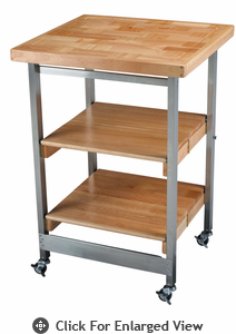 Oasis Concepts Folding Kitchen Island The Kitchen Island Out of Stock Until January 31, 2014