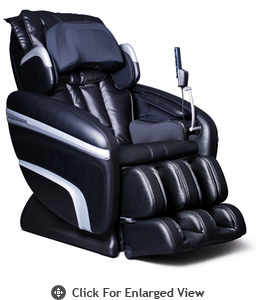 Osaki Executive ZERO GRAVITY Heating Massage Chair Model OS-7200HA Black