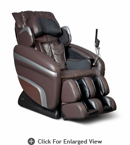 Osaki Executive ZERO GRAVITY Heating Massage Chair Model OS-7200HB Brown