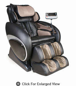 Osaki Executive ZERO GRAVITY Massage Chair Black