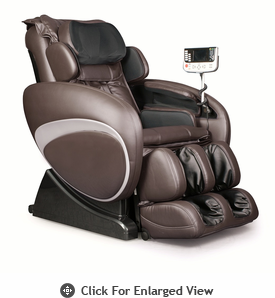 Osaki Executive ZERO GRAVITY Massage Chair Brown
