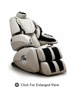 Osaki Executive ZERO GRAVITY Massage Chair Model OS-7075R Cream