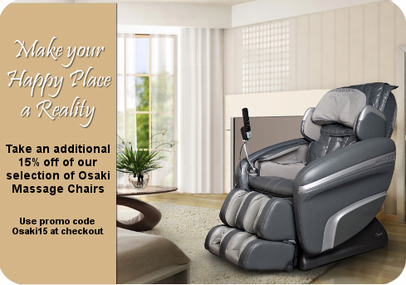 Osaki <br>Massage Chairs