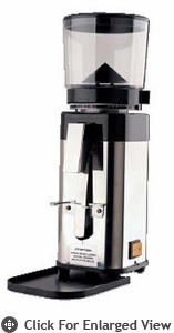 "Pasquini ""K2"" Stainless Steel Doserless Grinder"