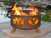 Patina Products Brigham Young University  Cougars Fire Pit