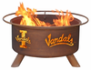 Patina Products  Idaho University  Vandals Fire Pit