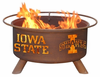Patina Products Iowa State University  Cyclones Fire Pit