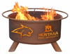 Patina Products  Montana State University  Bobcats Fire Pit
