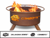 Patina Products Oklahoma State Fire Pit