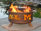 Patina Products Ole Miss  Rebels Fire Pit