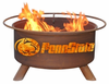 Patina Products  Penn State  Nittany Lion Fire Pit