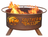 Patina Products  Southern Mississippi  Golden Eagles Fire Pit