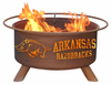 Patina Products  University of Arkansas  Razorbacks Fire Pit