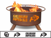 Patina Products University of Colorado Fire Pit