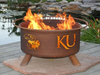 Patina Products University of Kansas  Jayhawks Fire Pit
