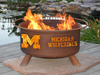 Patina Products  University of Michigan Wolverines Fire Pit