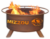Patina Products  University of Missouri  Tigers Fire Pit