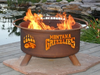 Patina Products  University of Montana Grizzles Fire Pit