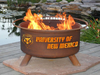 Patina Products University of New Mexico Lobos Fire Pit