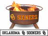 Patina Products University of Oklahoma Fire Pit