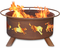 Patina Products  Western  Fire Pit