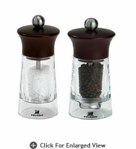 Peugeot  Vend�me  5.5� Chocolate Salt & Pepper Mill