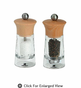 Peugeot  Vend�me  5.5� Natural Salt & Pepper Mill