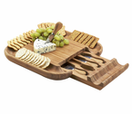 Picnic at Ascot  Bamboo Cheese Boards
