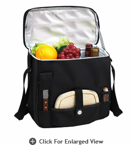 Picnic at Ascot  Wine and Cheese Cooler  Black