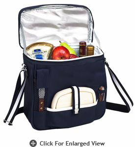 Picnic at Ascot  Wine and Cheese Cooler  Blue