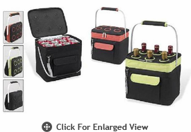 Picnic at Ascot Bold Collection  Multi Purpose Beverage Cooler - 24 Can