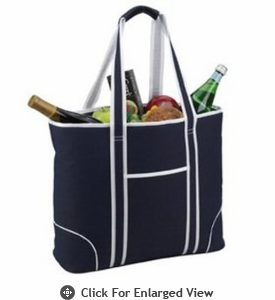 Picnic at Ascot  Bold Large  Insulated Tote
