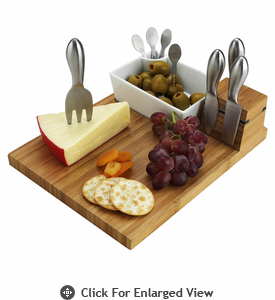 Picnic at Ascot  Buxton Cheese Board Set