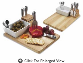 Picnic at Ascot  Cheese Board Set