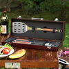 Picnic at Ascot Chefs 3PC  Barbecue Set