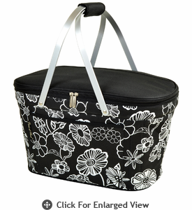 Picnic at Ascot  Collapsible Insulated  Bag  Night Bloom