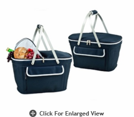 Picnic at Ascot Collapsible Insulated Baskets