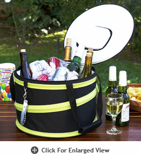 Picnic at Ascot  Compact Pop-Up Cooler Tub