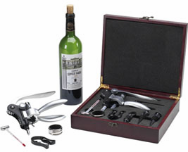 Picnic at Ascot Connoisseur Wine Opener Set