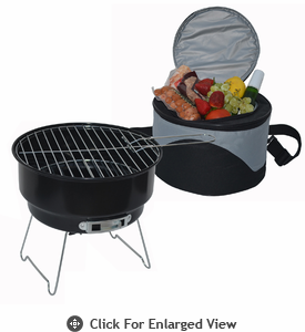 Picnic at Ascot  Cooler and Grill Set